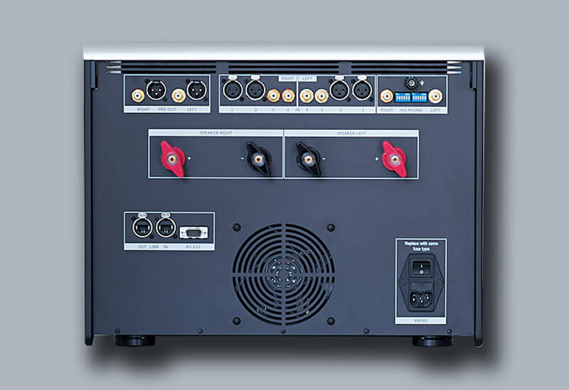 530 integrated amplifier