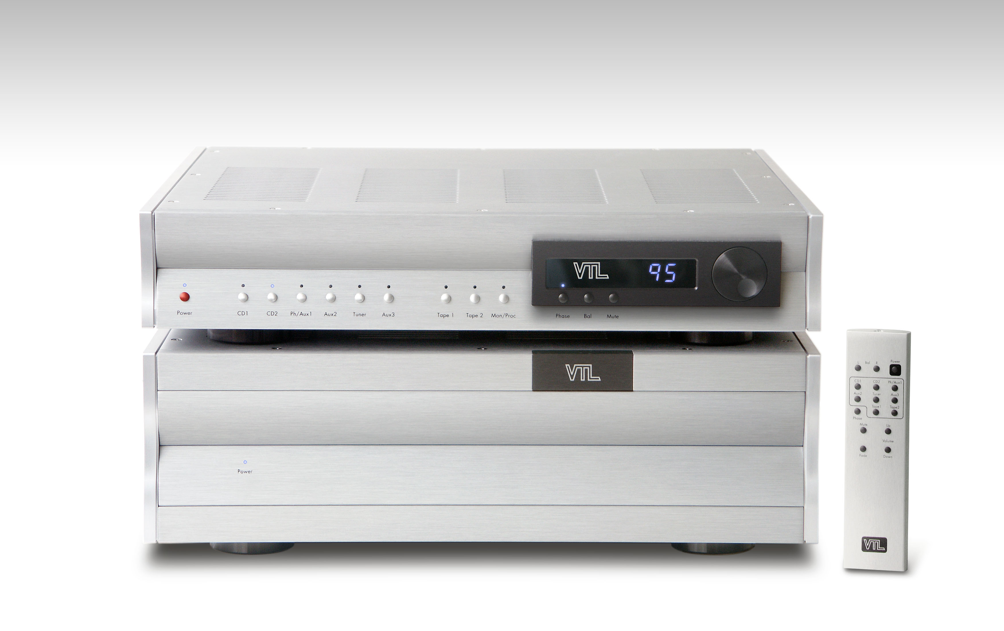 TL-7.5 Series II Reference Line Preamplifier
